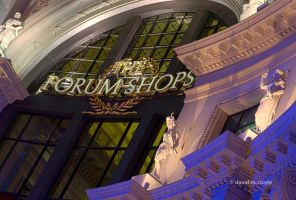 Forum Shops by DavidMCoyle