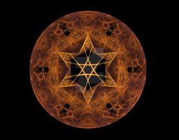 Star of David by OutsideFate