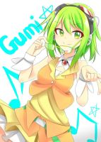 Gumi-chan! by CoconutDrinking