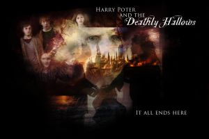 Harry Potter it all ends here by Miss-deviantE