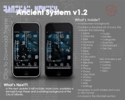 THEME: Ancient System v1.2 by icbreeze