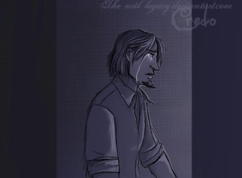 Credo's Sadness by the-evil-legacy