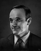 Agent Coulson by teuf-eL