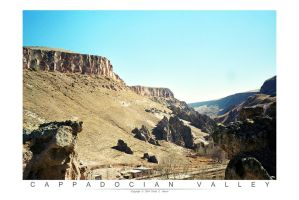 Cappadocian Valley by the-least