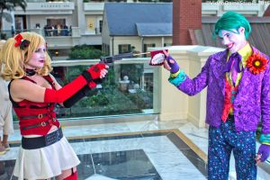 Katsucon 2015 - Jester and Clown(PS) 06 by VideoGameStupid