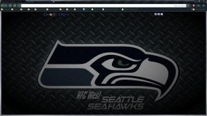 Seattle Seahawks 2010 DP Theme by wPfil