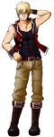 Kieran Valeford 2014 Full Body by Lunamageice
