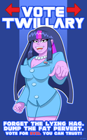 Vote Twilllary by curtsibling