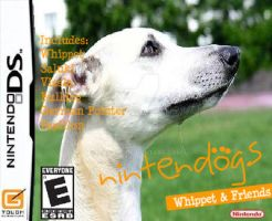 Nintendogs - Whippet by AirPoof