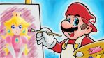 Mario Paint by SuperEriX