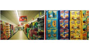 LOST IN THE SUPERMARKET by human-azazello