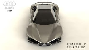 Audi R9 _9 by wilzoon