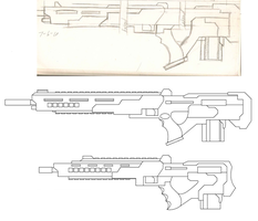 Combat Rifle - Concept by SPRTN
