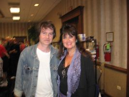 Caroline Munro And Me by RoyPrince