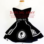 Death Note Cosplay Skirt by DarlingArmy