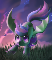 Commish: Star Struck by Celebi-Yoshi