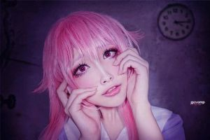 Yuno Gasai Cosplay 2 by MonCosplay