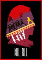 The Many Faces of Cinema: Kill Bill by Hyung86
