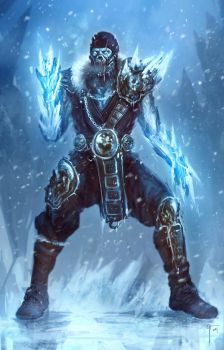 Sub Zero by TomEdwardsConcepts