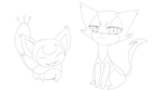 The Felines of Pokemon (incomplete) by Firetiger215