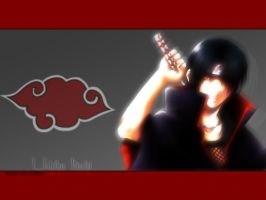 Itachi Wallpaper by Bizzgetboy