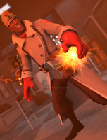[SFM] Fire ball by LurioAsplund