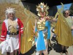 Kumoricon2012- Bakura and Egyptian God Marik by KamiyaAkuto
