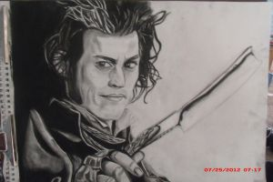 Sweeney Todd by Benecry1342