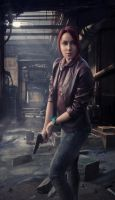 Claire Redfield - Resident Evil Revelations 2 by TotenPF
