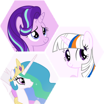 Honeycomb (My favorite ponies) by GGalleonAlliance
