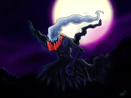 Darkrai by taravalentine