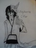 Ulquiorra Cifer by Deidara1fan