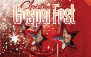 Christmas Gospel Fest CD Artwork Template by loswl