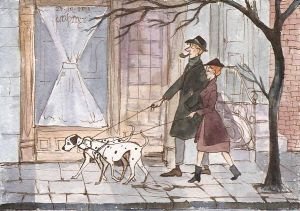 One Hundred and One Dalmatians by ThePyf