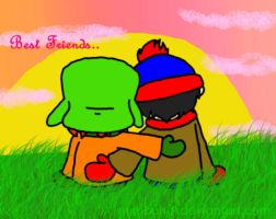 Nothing can break us apart.. by Numbuh-9