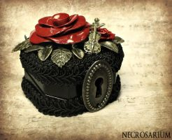 Rosarium Ring Box 8 by Necrosarium