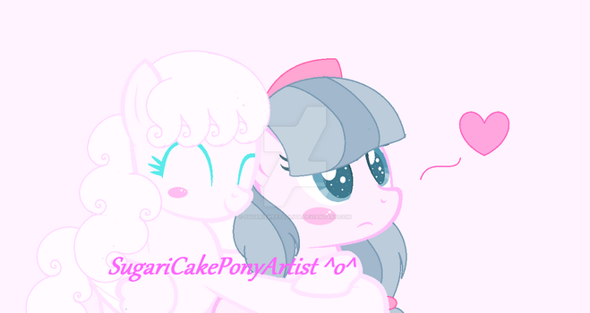 A Hug For A New Friend~. ^o^ by SugariSweetLolita