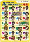 Learn the Alphabet with MJ! by mosquitoworks