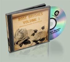 Rose Brushes Vol. 1 by OIlusionista-brushes