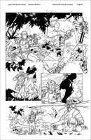 SECRET SIX .23 DC Comics p.02 by dymartgd
