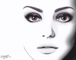 Miss Kunis - Photoshop by andreavelazquez