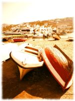 The Old Boat by Little-Miss-Amarie