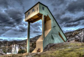 The abandoned mine 2 by Enigmaticus