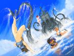 Voyage to See the Bottom by Idrawmywife