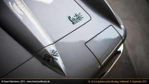 c2 sting ray detail by AmericanMuscle