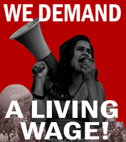 A Living Wage by Party9999999