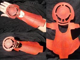 Omni Tool Leather Bracer by RebelATS