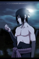Sasuke: I lose my brother forever by SenjuFM