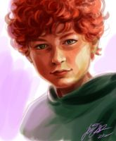 little Kyle... by JeyDS