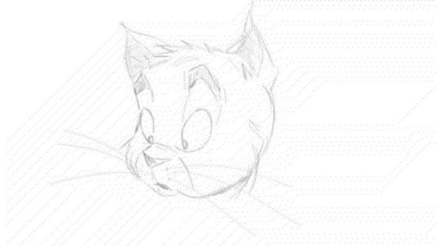 Cat Sketch by LordDanminator
